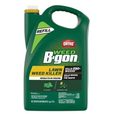 1 Gal. Weed B Gon Weed Killer for Lawns Refil