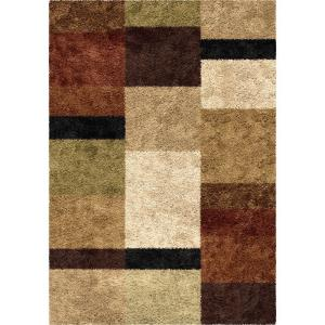 Orian Rugs Treasure Box Copper 5 ft. 3 inch x 7 ft. 6 inch Indoor Area Rug by Orian Rugs