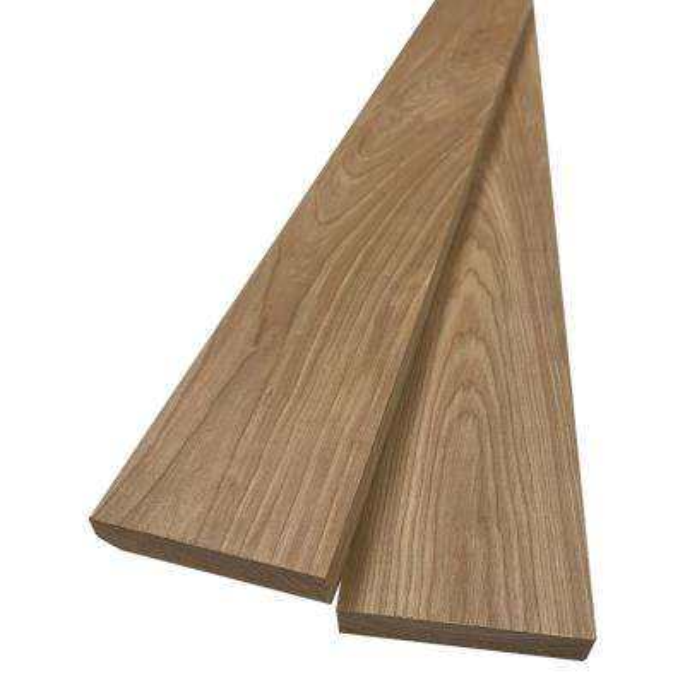 1 in. x 4 in. x 8 ft. Birch S4S Board (2-Pack)
