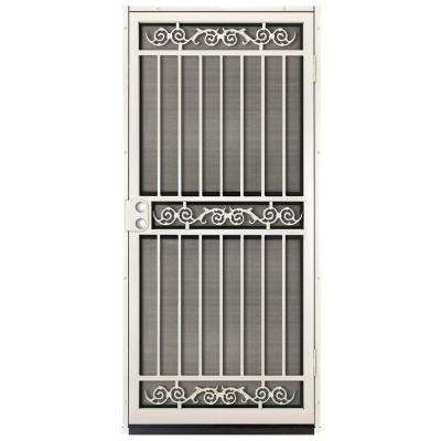 Sylvan Outswing Security Door with Insect Screen