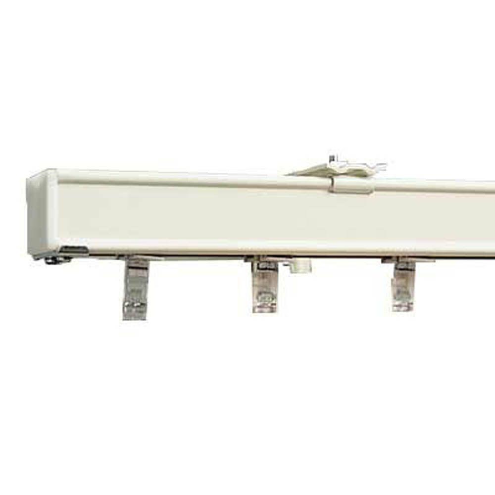 Bali Cut-to-Size Vertical Blind Head Rail (Price Varies by Size)