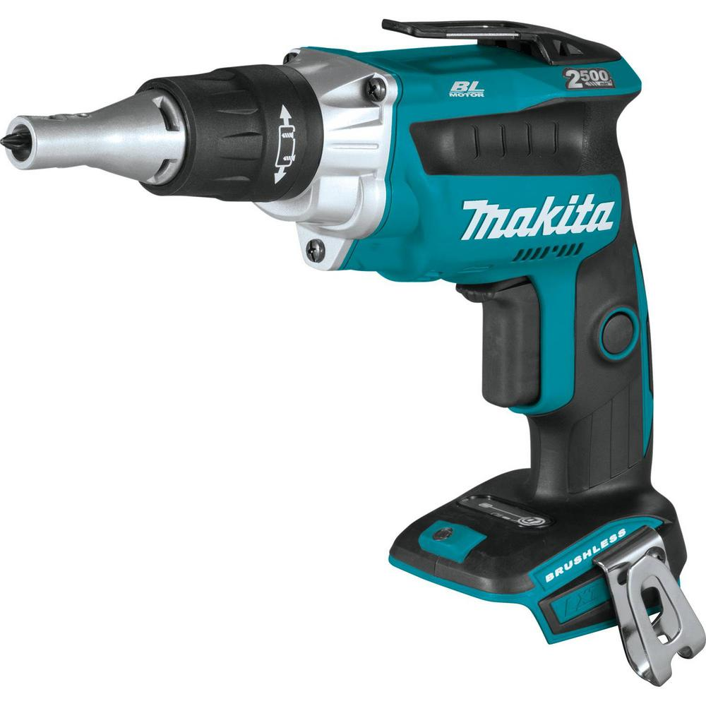 18-Volt LXT Lithium-Ion Brushless Cordless Drywall Screwdriver (Tool Only)