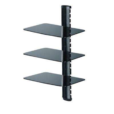 TygerClaw Triple AV Component Shelving Wall Mount