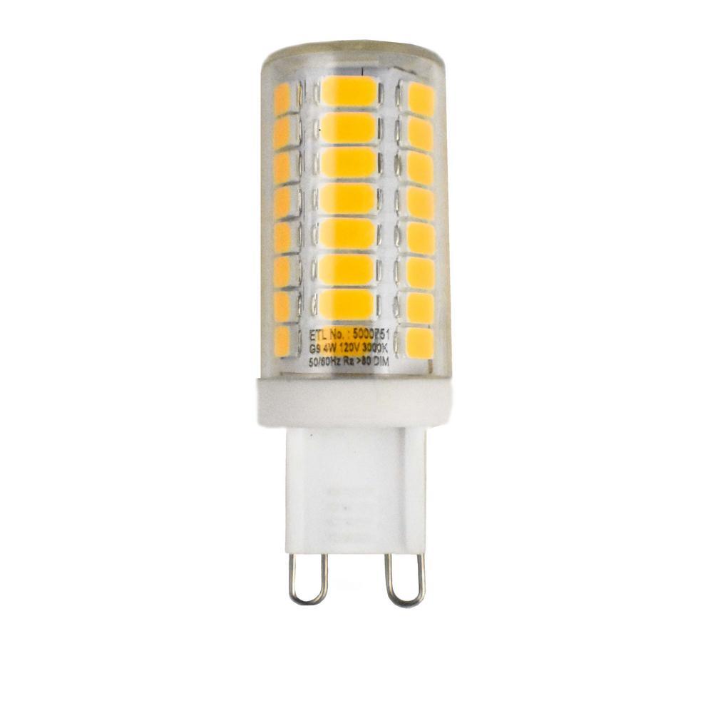Maxim Lighting 60-Watt Equivalent G9 LED Light Bulb (1-Bulb)