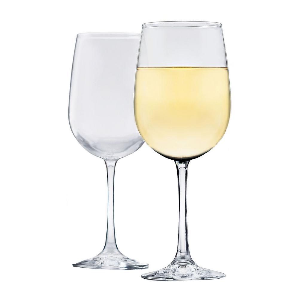 Vina 18.5 oz. White Wine Glass Set (6-Pack)