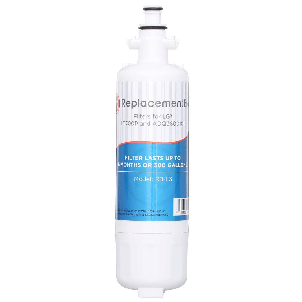 Lt700p Comparable Refrigerator Water Filter Rb L3 The