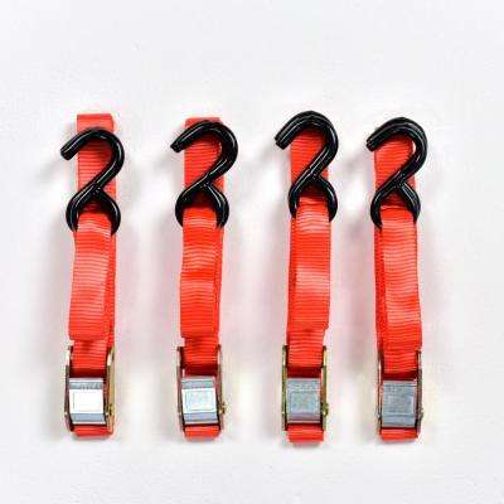 Cambuckle Tie Down Set (4-Piece)