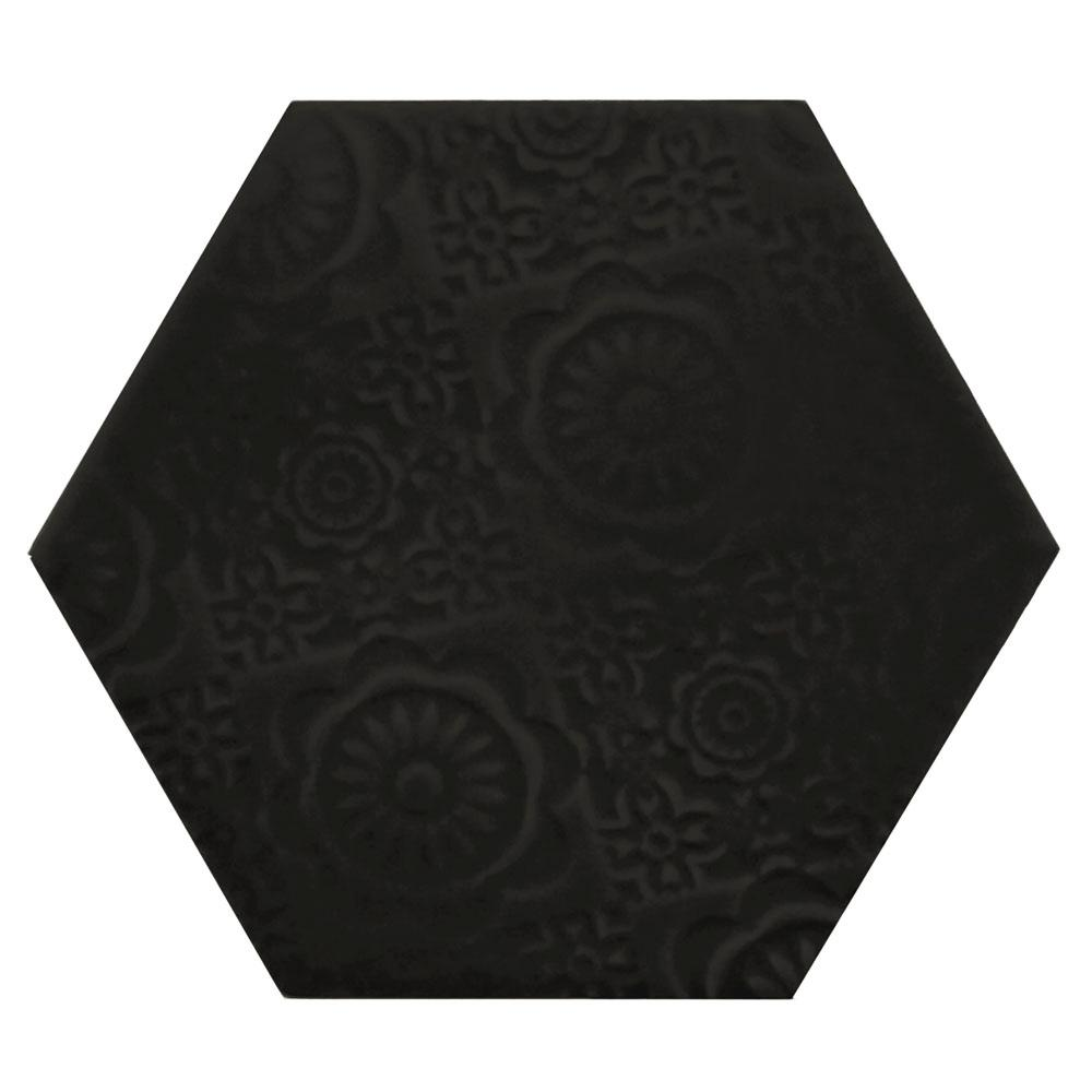 Merola Tile Caprice Notte 4 in. x 5 in. Porcelain Wall Tile