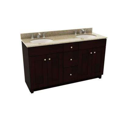 double sink bathroom vanity 72 inch vanity in espresso with silestone quartz top quasar and oval american woodmark double sink bathroom vanities bath the