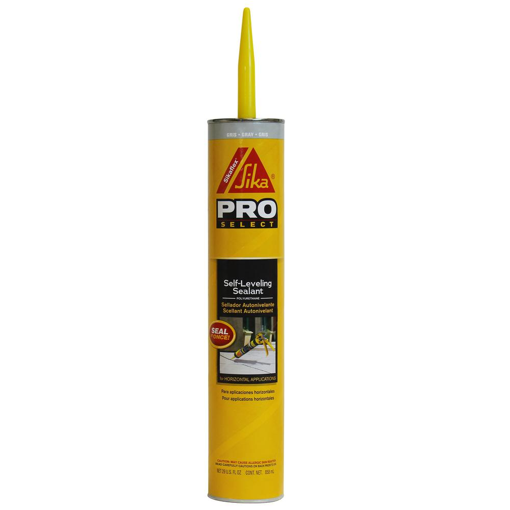 Sikaflex 29 oz  Self-Leveling Concrete Sealant in Gray