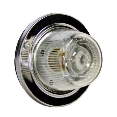 Chrome-Plated Back-up Light