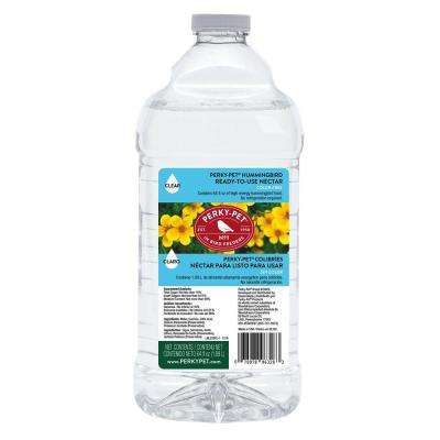 64 oz. Clear Ready-to-Use Hummingbird Nectar