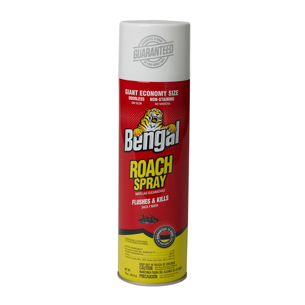 Bengal 16 oz. Roach, Ant and Spider Spray