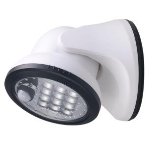Light It! White 12-LED Wireless Motion-Activated Weatherproof Porch Light by Light It!