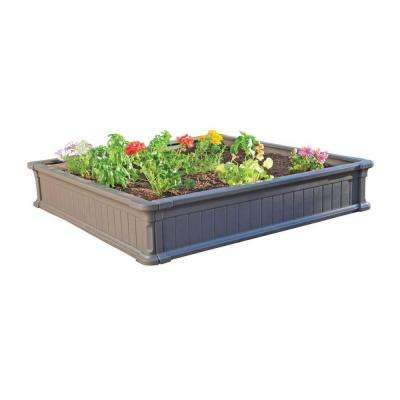 4 ft. x 4 ft. Raised Garden Bed