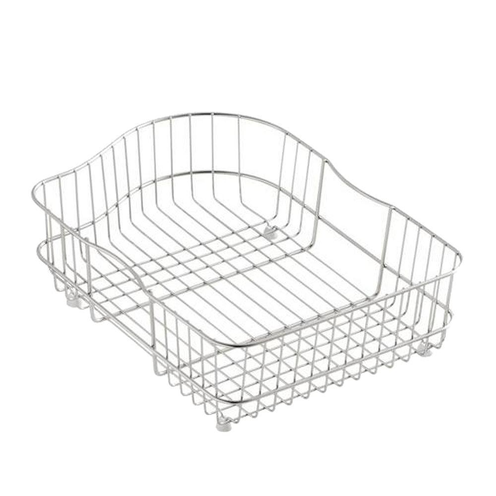 KOHLER Hartland Wire Rinse Basket For Right Hand Basin Sinks