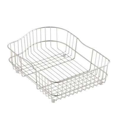 Hartland Wire Rinse Basket for Right-Hand Basin Sinks