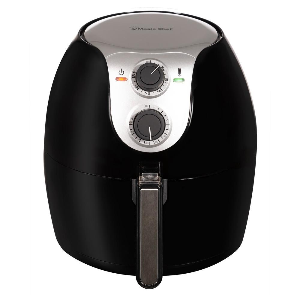 5.6 Qt. XL Manual Air Fryer