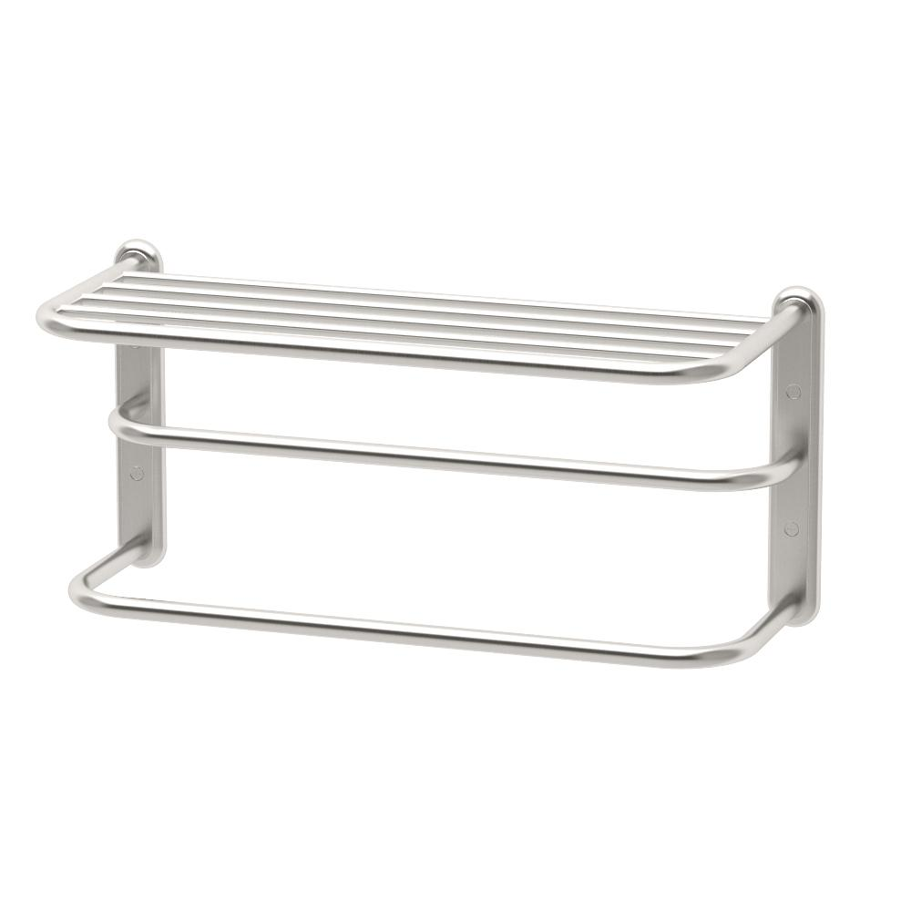 Gatco Towel Rack in Satin Nickel