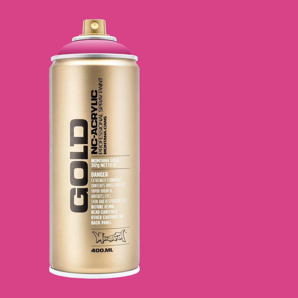 13 oz. GOLD Pink Spray Paint