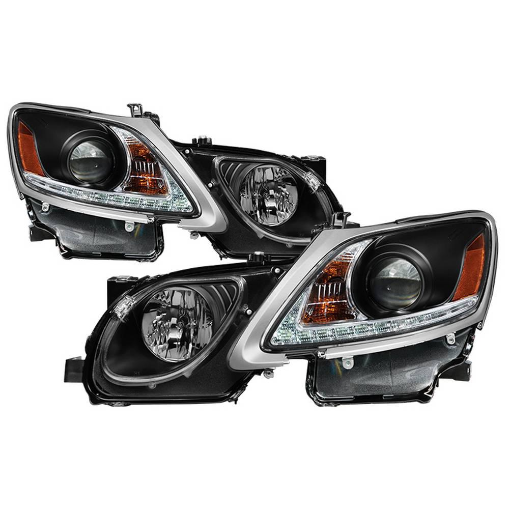 Halogen Lamps SIDE//PAIR for 1999-2005 Lexus GS300 Fog Light Left//Right