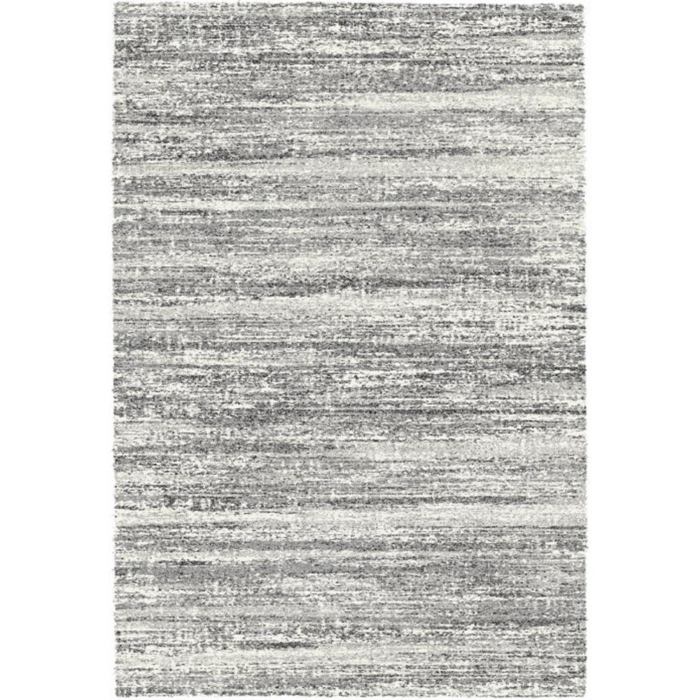 Black And White Floor Rug: Nourison Nova Black/White 4 Ft. X 5 Ft. Area Rug-274762