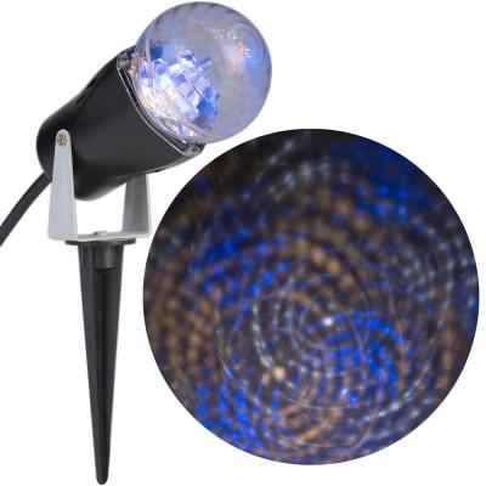 Light Projection-Swirls