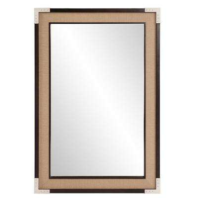 Leavitt Rectangle Decorative Mirror