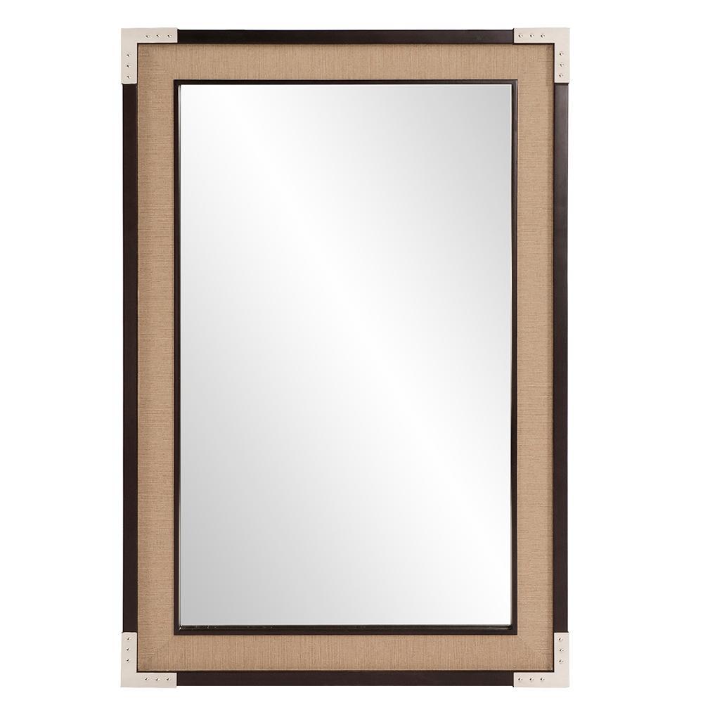 Leavitt Rectangle Decorative Mirror