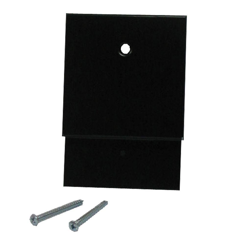 TS Series to Perfectoe Toekick UC Series Conversion Adapter Kit Black