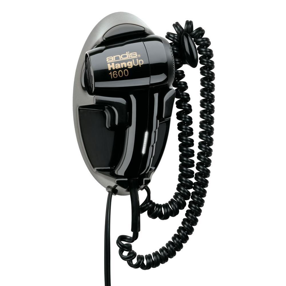 Andis 1600-Watt Hang-Up Ionic Hair Dryer with Light