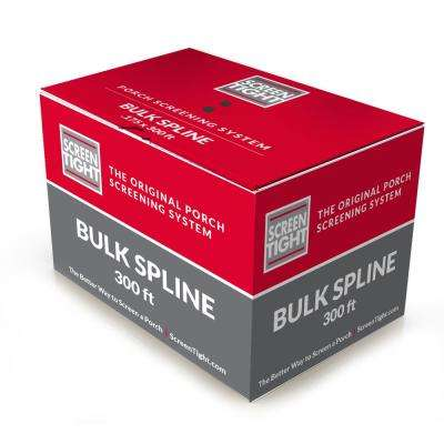 0.175 in. x 300 ft. Bulk Spline