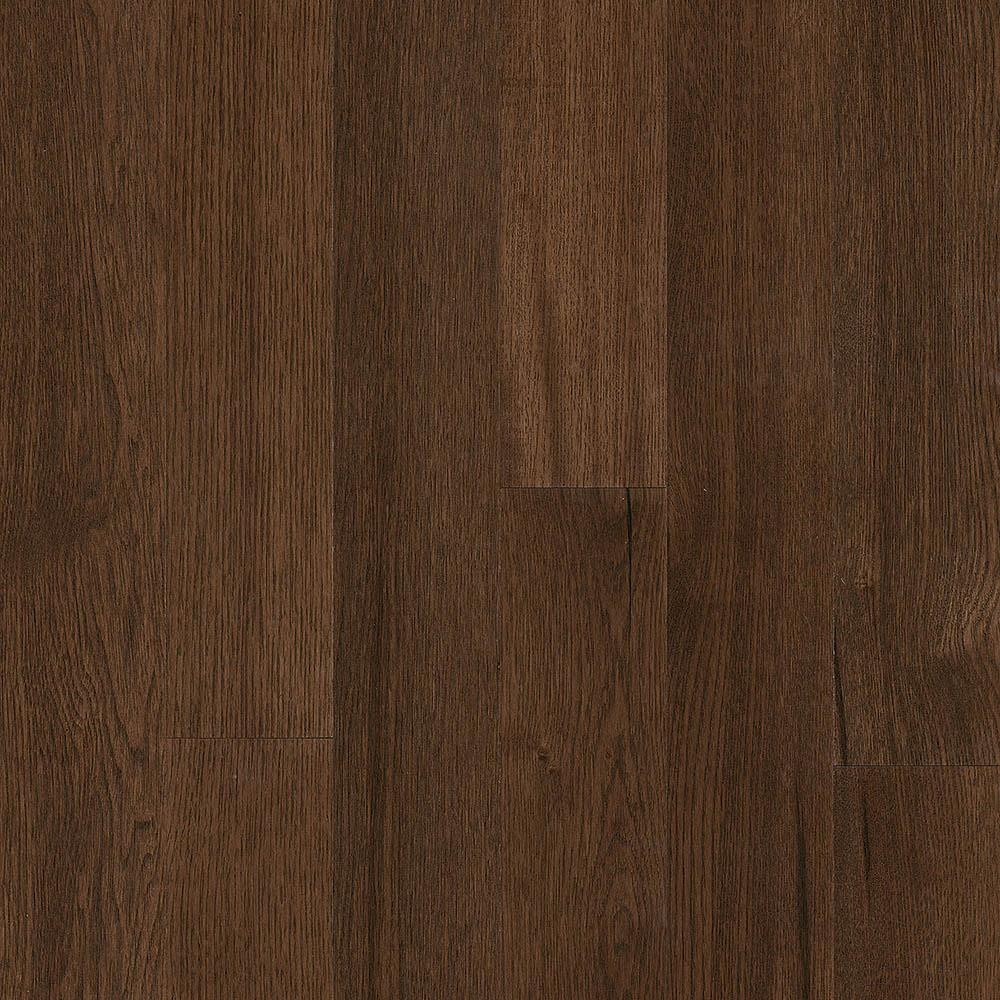 Bruce Hydropel Hickory Medium Brown 7/16 in. T x 5 in. W x Varying L Waterproof Engineered Hardwood Flooring (22.6 sq. ft.)