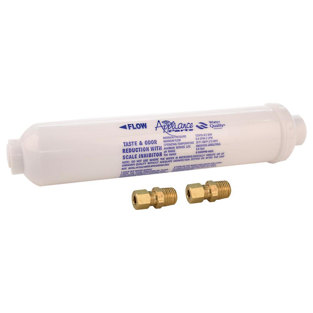 EZ-FLO 10 in. Taste, Odor and Scale Inline Water Filter