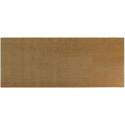 Natural Coir 60 in. x 24 in. Slip Resistant Coir Door Mat