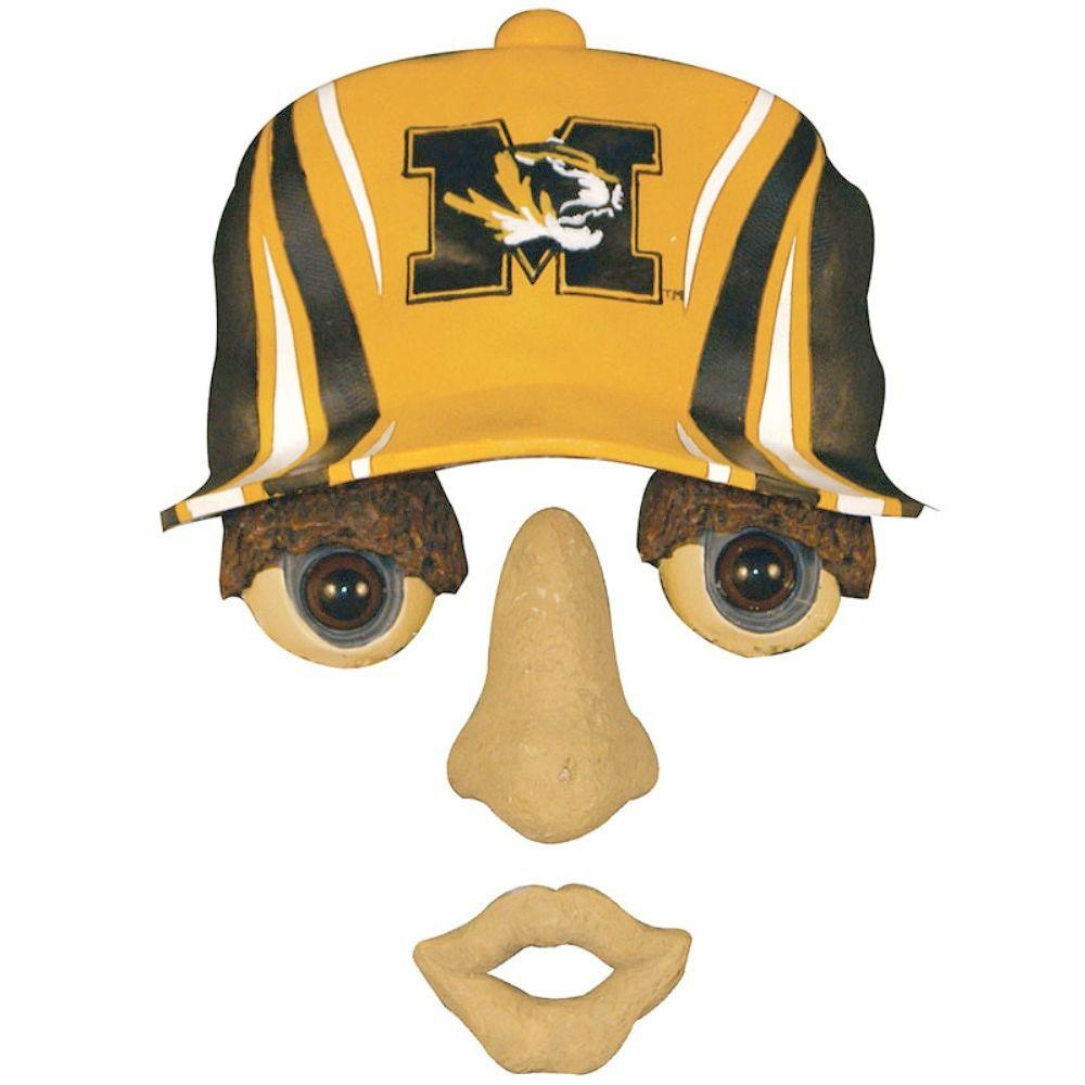 Team Sports America 14 in. x 7 in. Forest Face University of ...