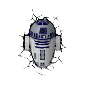 Star Wars R2D2 3D Deco Light LED Night Light by