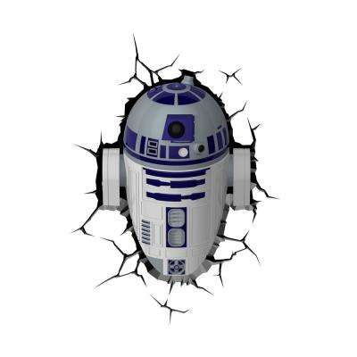 Star Wars R2D2 3D Deco Light LED Night Light