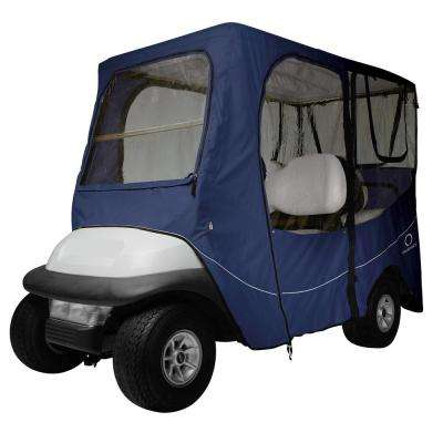 Deluxe Golf Car Enclosure Navy News Long Roof