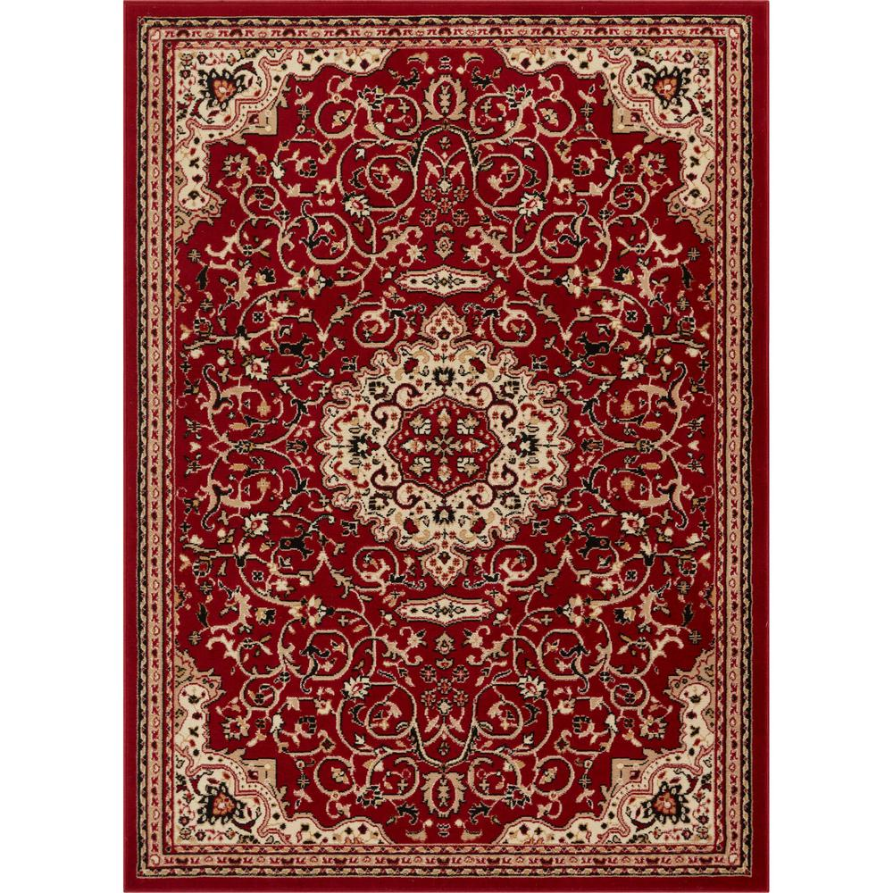 Well Woven Persa Isfahan 5 ft. 3 in. x