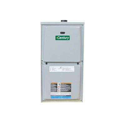 GUH Series 92% 132000 BTU Input and 124000 BTU Output Natural Gas Hot Air Furnace