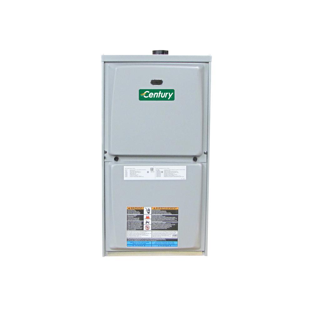 GUH Series 95% 44000 BTU Input and 41000 BTU Output Natural Gas Hot Air Furnace