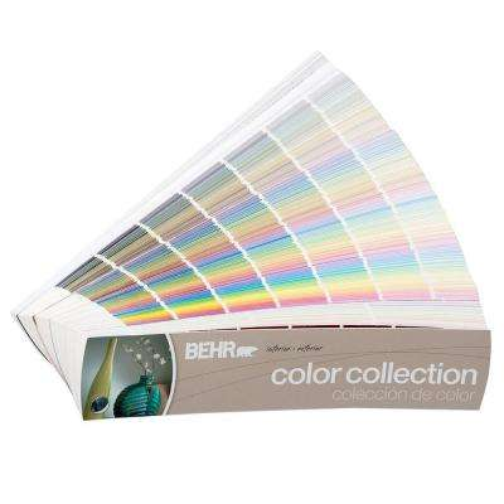 2 in. x 9 in. 1434-Color Fan Deck