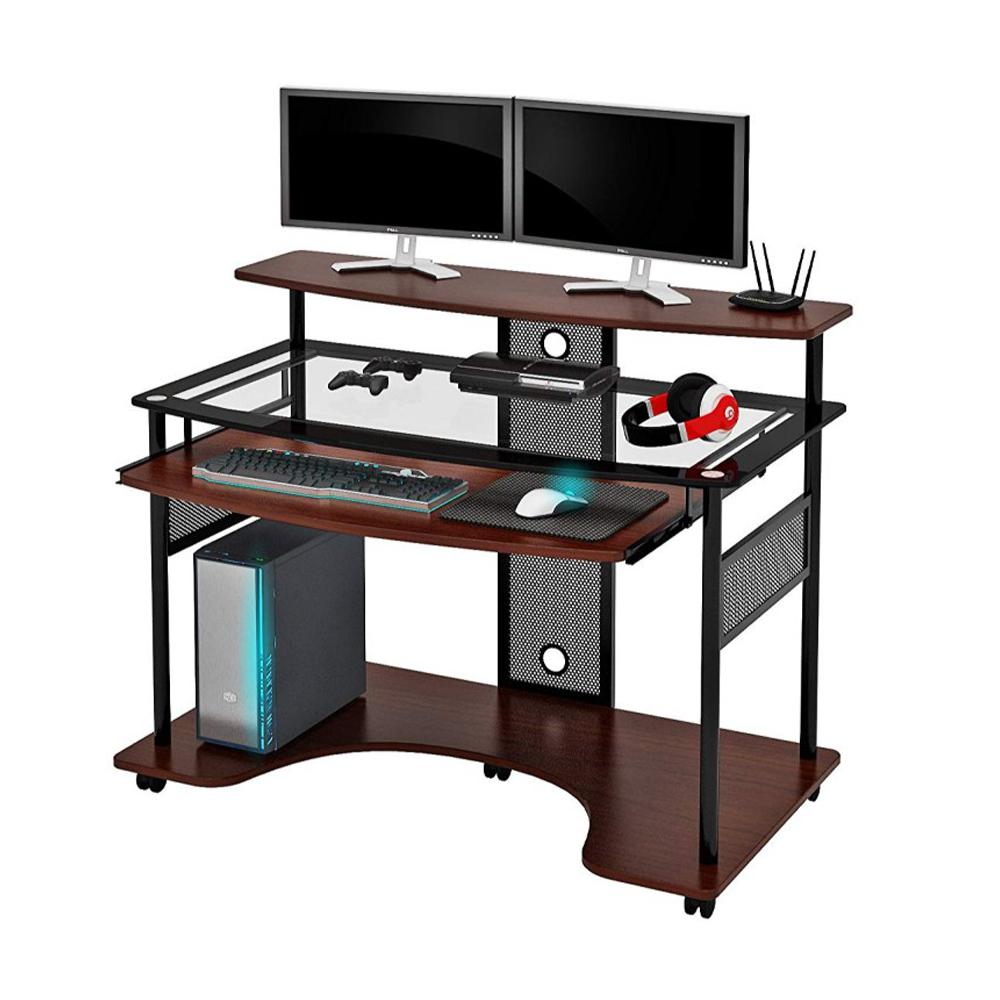 Z Line Computer Desk Desk Design Ideas