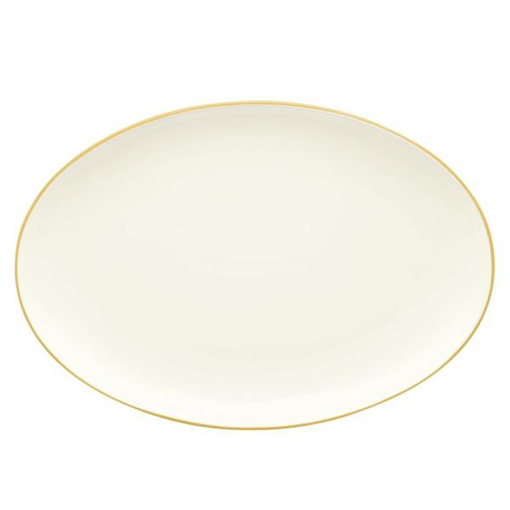 Noritake Colorvara Oval Platter 16-Inch Green