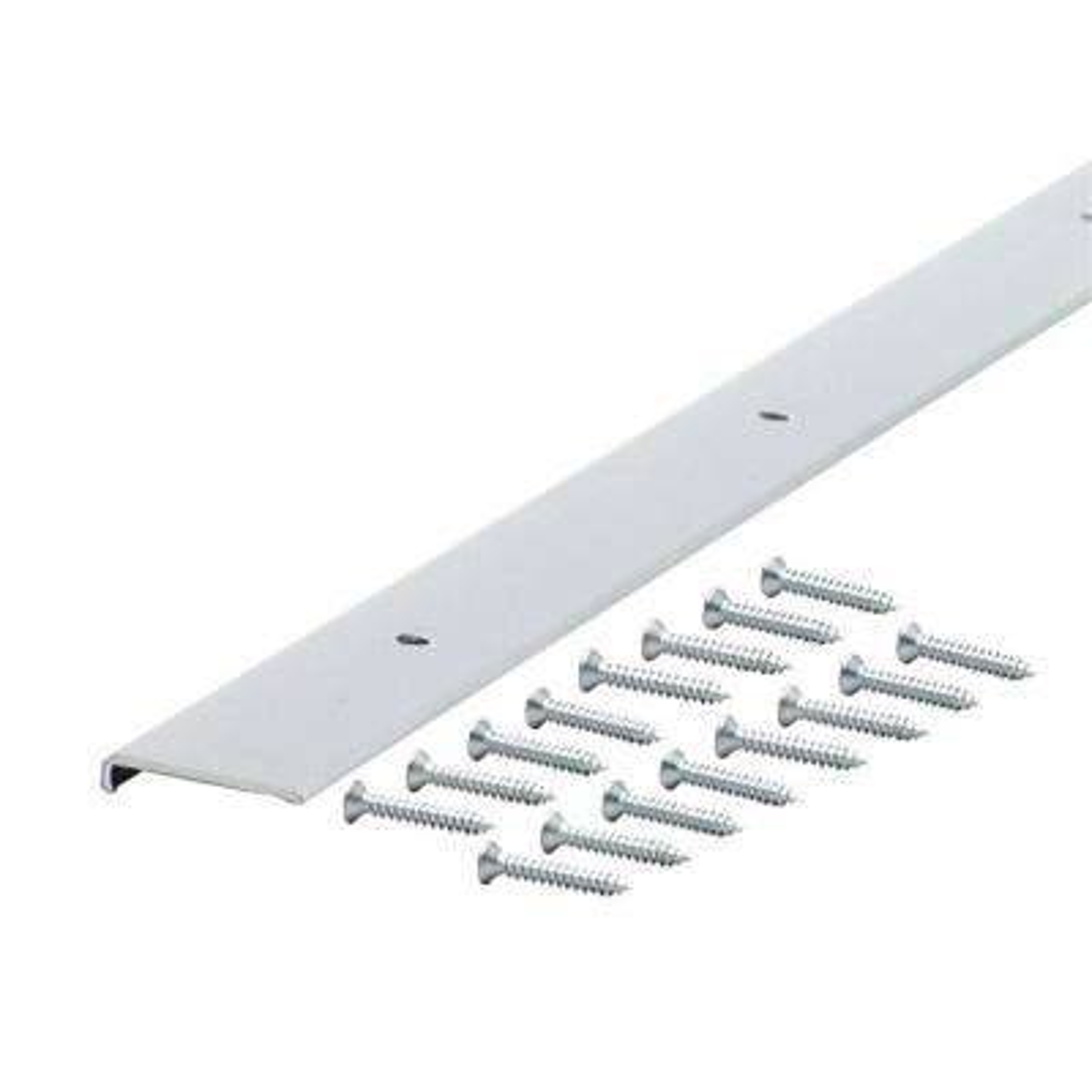 96 in. Decorative Aluminum Edging A813 in Anodized