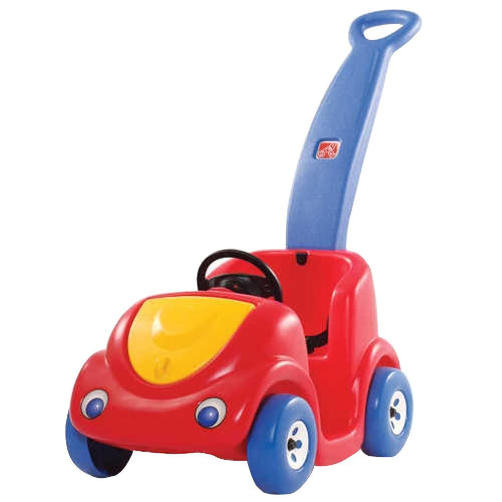 Step  Push And Ride Car