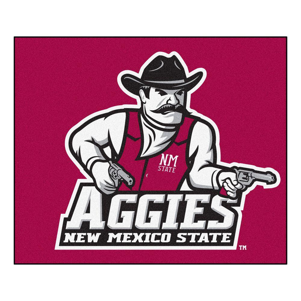 NCAA New Mexico State University Red 5 ft. x 6 ft.