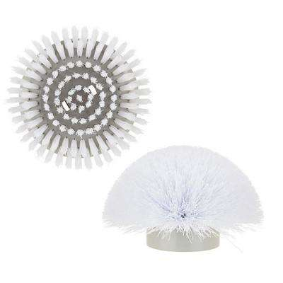 Power Scrubber Replacement Brush Head Set