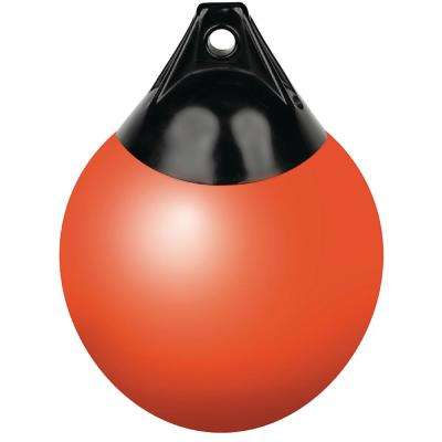 10 in. Commercial Grade Buoy - Orange